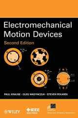 9781118296127-1118296125-Electromechanical Motion Devices 2e