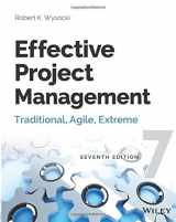 9781118729168-1118729161-Effective Project Management: Traditional, Agile, Extreme, 7th Edition