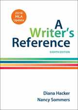 9781319083533-1319083536-A Writer's Reference with 2016 MLA Update