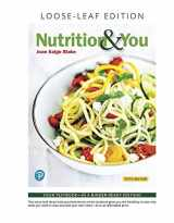 9780135210420-0135210429-Nutrition & You, Loose-Leaf Edition (Masteringnutrition)