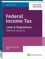 9780808050117-0808050117-Federal Income Tax: Code and Regulations--Selected Sections (2018-2019)