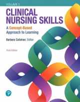 9780134616834-0134616839-Clinical Nursing Skills: A Concept-Based Approach, Volume III (3rd Edition)