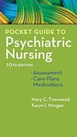 9780803660557-0803660553-Pocket Guide to Psychiatric Nursing