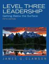 9780132556415-0132556413-Level Three Leadership: Getting Below the Surface