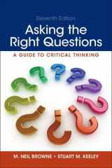 9780321907950-0321907957-Asking the Right Questions (11th Edition)