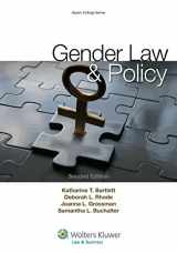 9781454841289-1454841281-Gender Law and Policy (Aspen College)