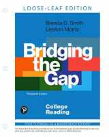 9780135300275-0135300274-Bridging the Gap: College Reading, Loose-Leaf Edition