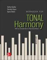 9781259686764-1259686760-Workbook for Tonal Harmony