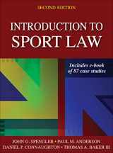9781450457002-1450457002-Introduction to Sport Law With Case Studies in Sport Law