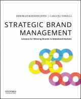 9780190646004-0190646004-Strategic Brand Management: Lessons for Winning Brands in Globalized Markets