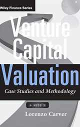 9780470908280-0470908289-Venture Capital Valuation, + Website: Case Studies and Methodology