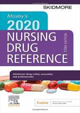 9780323661362-032366136X-Mosby's 2020 Nursing Drug Reference (Skidmore Nursing Drug Reference)