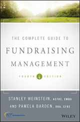 9781119289326-1119289327-The Complete Guide to Fundraising Management, 4th Edition (Afp Fund Development)