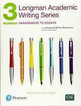 9780134663326-0134663322-Longman Academic Writing Series 3: Paragraphs to Essays, with Essential Online Resources
