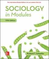 9781260565720-1260565726-Sociology In Modules 5th Edition