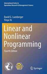 9783319188416-3319188410-Linear and Nonlinear Programming (International Series in Operations Research & Management Science, 228)