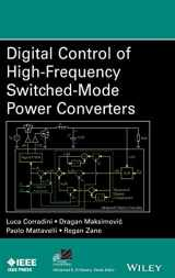 9781118935101-1118935101-Digital Control of High-Frequency Switched-Mode Power Converters (IEEE Press Series on Power Engineering)