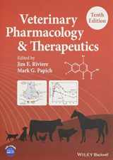 9781118855829-1118855825-Veterinary Pharmacology and Therapeutics