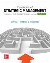 9781259546983-1259546985-Essentials of Strategic Management: The Quest for Competitive Advantage
