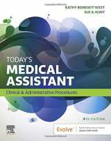 9780323581271-0323581277-Today's Medical Assistant: Clinical & Administrative Procedures