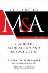 9781260121780-126012178X-The Art of M&A, Fifth Edition: A Merger, Acquisition, and Buyout Guide