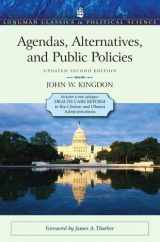 9780205000869-020500086X-Agendas, Alternatives, and Public Policies, Update Edition, with an Epilogue on Health Care (Longman Classics in Political Science)