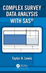 9781498776776-1498776779-Complex Survey Data Analysis with SAS
