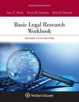 9781543804584-1543804586-Basic Legal Research Workbook: Revised Fifth Edition (Aspen Coursebook Series)