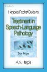 9781418014940-141801494X-Hegde's PocketGuide to Treatment in Speech-Language Pathology