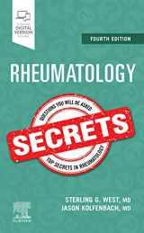 9780323641869-0323641865-Rheumatology Secrets