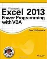 9781118490396-1118490398-Excel 2013 Power Programming with VBA