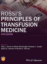 9781119012993-1119012996-Rossi's Principles of Transfusion Medicine