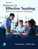 9780134695747-0134695747-Methods for Effective Teaching: Meeting the Needs of All Students