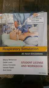 9780932887504-0932887503-Oakes' Respiratory Simulation: Student License and Workbook