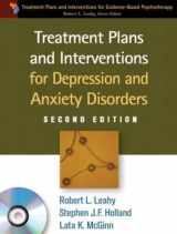 9781609186494-1609186494-Treatment Plans and Interventions for Depression and Anxiety Disorders, 2e (Treatment Plans and Interventions for Evidence-Based Psychotherapy)