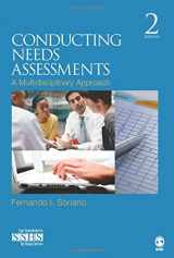 9781412965743-1412965748-Conducting Needs Assessments: A Multidisciplinary Approach (SAGE Human Services Guides)