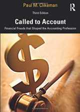 9781138327085-1138327085-Called to Account: Financial Frauds that Shaped the Accounting Profession