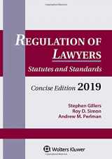 9781543804300-1543804306-Regulation of Lawyers: Statutes and Standards, Concise Edition, 2019 (Supplements)