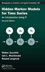 9781482253832-1482253836-Hidden Markov Models for Time Series: An Introduction Using R, Second Edition (Chapman & Hall/CRC Monographs on Statistics and Applied Probability)