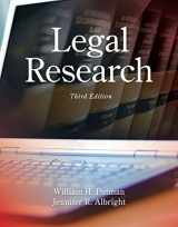 9781285439938-1285439937-Legal Research