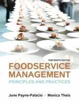 9780133762754-0133762750-Foodservice Management: Principles and Practices