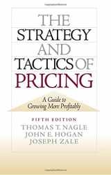 9780136106814-0136106811-The Strategy and Tactics of Pricing: A Guide to Growing More Profitably