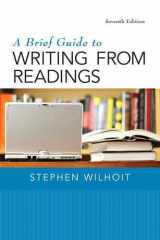 9780133800333-0133800334-A Brief Guide to Writing from Readings (7th Edition)