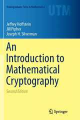 9781493939381-1493939386-An Introduction to Mathematical Cryptography (Undergraduate Texts in Mathematics)