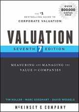 9781119610885-1119610885-Valuation: Measuring and Managing the Value of Companies (Wiley Finance)