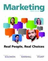 9780132948937-0132948931-Marketing: Real People, Real Choices (8th Edition)