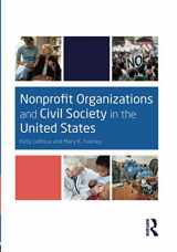 9780415661454-0415661455-Nonprofit Organizations and Civil Society in the United States
