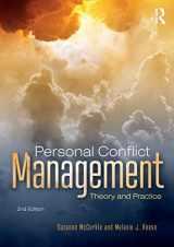 9781138210998-1138210994-Personal Conflict Management