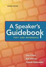 9781319059415-1319059414-A Speaker's Guidebook: Text and Reference
