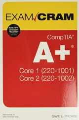 9780789760579-0789760576-CompTIA A+ Core 1 (220-1001) and Core 2 (220-1002) Exam Cram